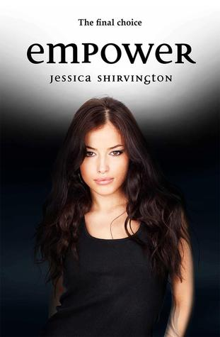 Empower (The Violet Eden Chapters, #5)  - Jessica Shirvington