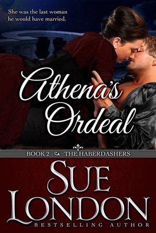 Athena's Ordeal (The Haberdashers, #2)