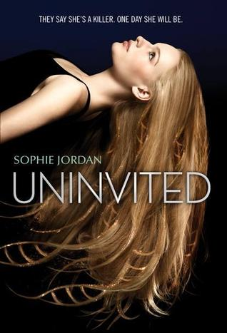 https://www.goodreads.com/book/show/13645645-uninvited