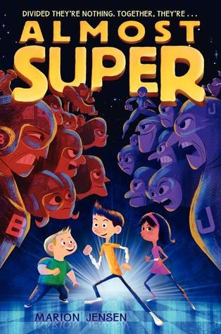 Book Review: Almost Super