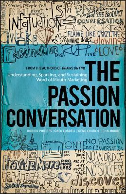 Book cover: The passion conversation