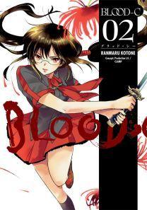 Blood-C, Vol. 02 (Blood-C, #2)