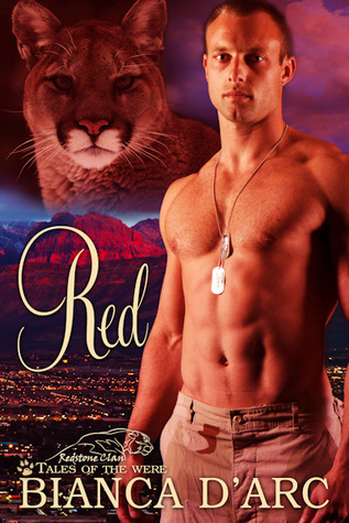 Red (Includes: Tales Of The Were, #6, The Redstone Clan, #2)