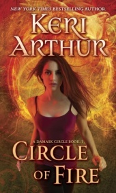 Circle of Fire (Damask Circle, #1)