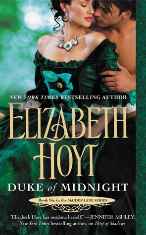 Duke of Midnight (Maiden Lane, #6)