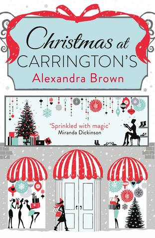 Christmas at Carrington's (Carrington's #2)