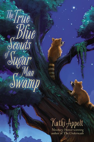 Book Review: The True Blue Scouts of Sugar Man Swamp