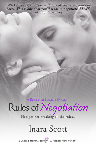 Rules of Negotiation (Bencher Family #1)