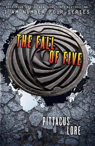 The Fall of Five (Lorien Legacies, #4)