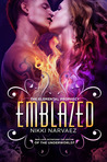 Emblazed (The Elemental Prophecy, #2)
