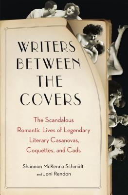 book view: writers between the covers by shannon mckenna shmidt and joni rendon