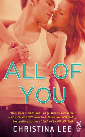 6 Stars for All of You (Between Breaths #1) by Christina Lee