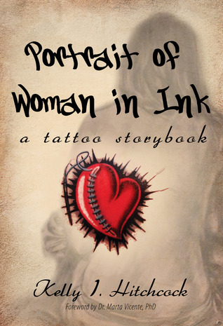 Portrait of Woman in Ink: A Tattoo Storybook