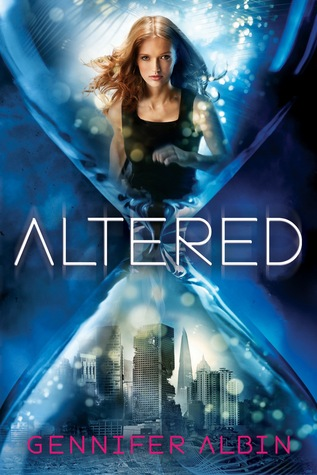 Blog Tour: Altered by Gennifer Albin – Deleted Scene + Giveaway!