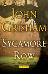 Sycamore Row by John Grisham [Review]