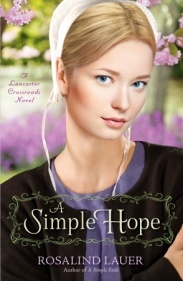 A Simple Hope (Lancaster Crossroads #2)