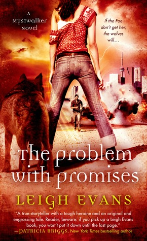 Review: The Problem with Promises by Leigh Evans