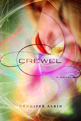 Review + Giveaway! Crewel (Crewel World #1) by Gennifer Albin