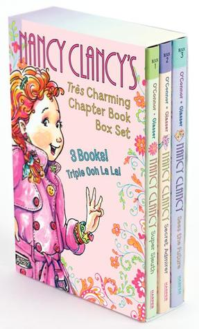 Fancy Nancy: Nancy Clancy's Tres Charming Chapter Book Box Set