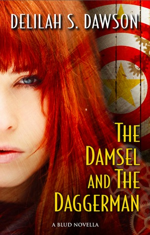 {Guest Post & Giveaway} The Damsel and the Daggerman by Delilah S. Dawson