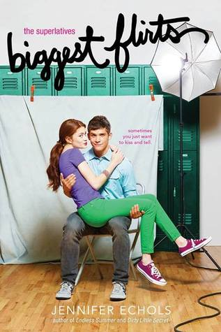 Biggest Flirts (Superlatives #1) by Jennifer Echols | Review