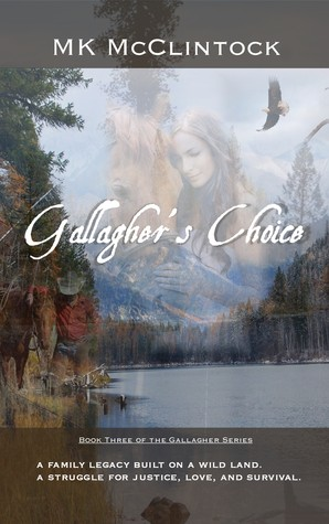 Gallagher's Choice by M.K. McClintock