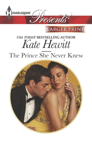 The Prince She Never Knew (The Diomedi Heirs, #1)
