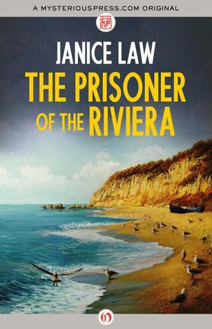 book cover: prisoner of the riviera by janice law