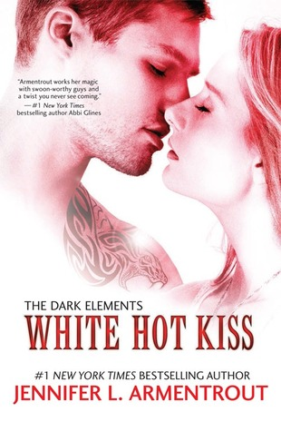 Release Day ~ White Hot Kiss by Jennifer L. Armentrout