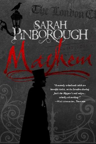Waiting on Wednesday – Mayhem by Sarah Pinborough