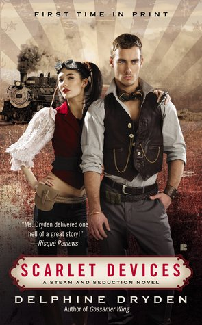 Review: Scarlet Devices by Delphine Dryden