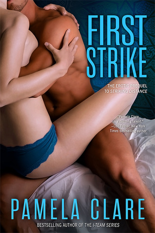 I-Team - Tome 5.9 : First Strike de Pamela Clare 18301112