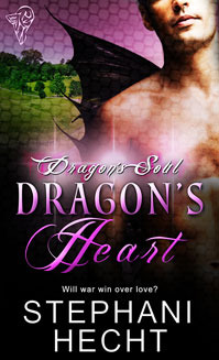 Review: Dragon's Heart (Dragon's Soul #2) by Stephani Hecht
