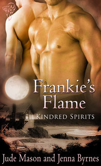 Review: Frankie's Flame (Kindred Spirits #6) by Jude Mason, Jenna Byrnes