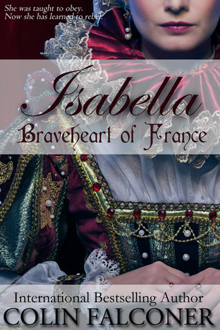 book cover: isabella by colin falconer