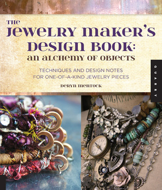 The Jewelry Maker's Design Book by Deryn Mentock
