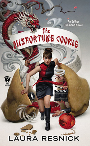 The Misfortune Cookie (Esther Diamond, #6)