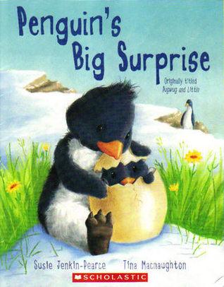Penguin's Big Surprise by Susie Jenkin-Pearce