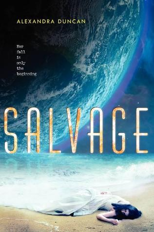 Book Review: Salvage by Alexandra Duncan