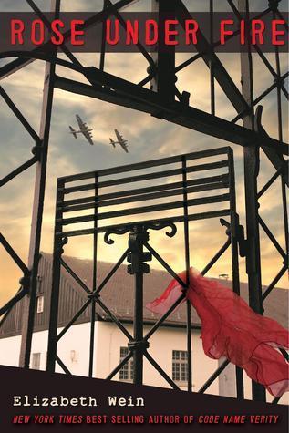 Book Review – Rose Under Fire by Elizabeth Wein