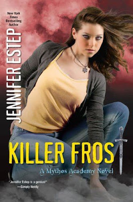 Review: Killer Frost by Jennifer Estep