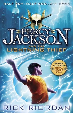 Percy Jackson and the Lightning Thief (Percy Jackson and the Olympians #1)
