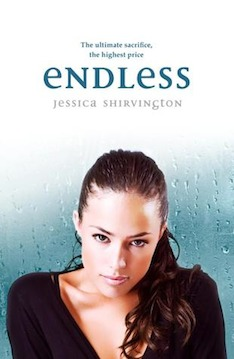 Endless (The Violet Eden Chapters, #4)  - Jessica Shirvington