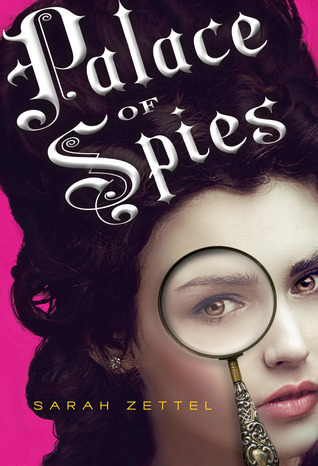Palace of Spies (Palace of Spies #1)