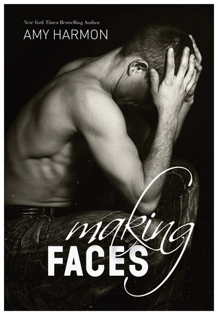 The cover of Making Faces