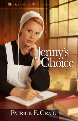 Jenny's Choice (Apple Creek Dreams, #3)