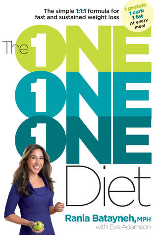 The One One One Diet by Rania Batayneh, MPH