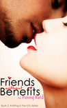 Friends Without Benefits: An Unrequited Romance (Knitting in the City, #2)