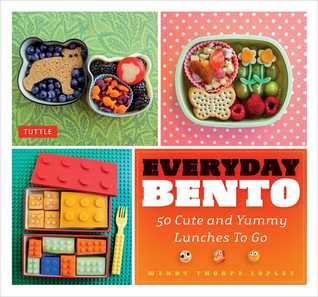 Everyday Bento by Wendy Copley
