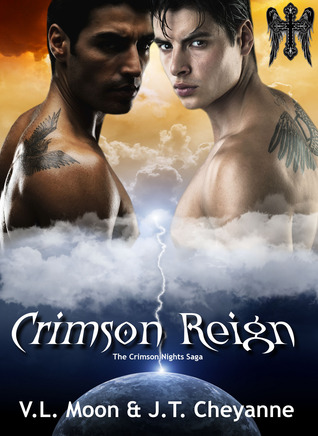 Crimson Reign (The Crimson Nights Saga Book 1)